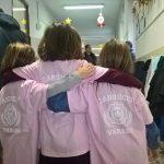 tre studenti della scuola Carducci di Varese
