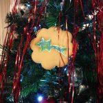 Biscotto per albero di Natale