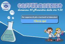 Coffee Morning alla carducci