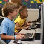 Bambini al PC