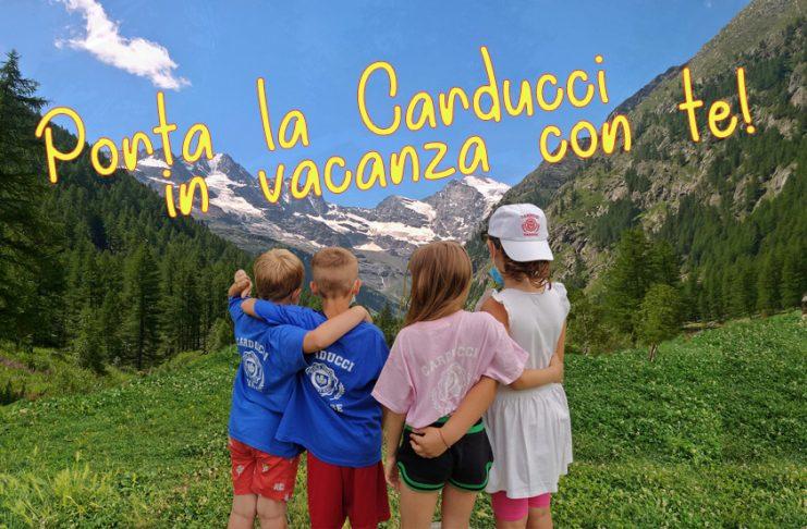 Carducci in vacanza
